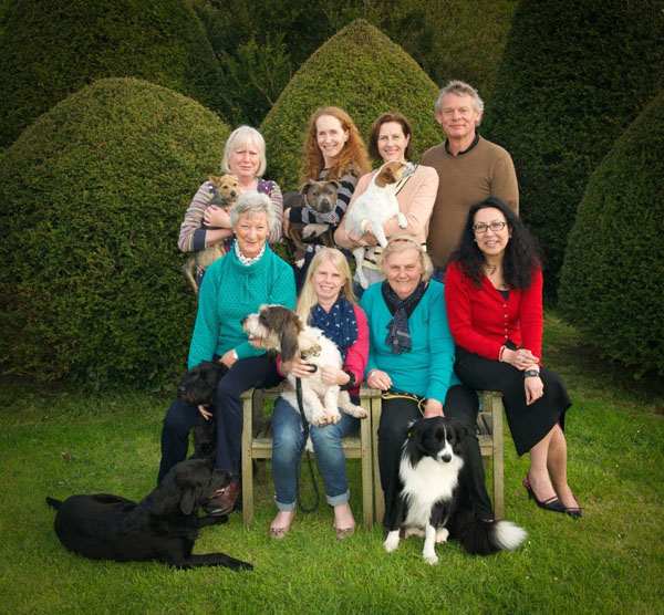Hylands House Dog Show