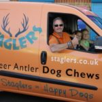 Staglers business vehicle in Dorset