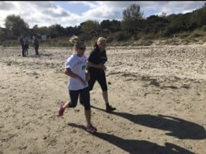 Beach Run For WillDoes.co.uk Charity